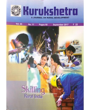 Kurukshetra Monthly Magazine September 2017