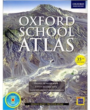 Oxford School ATLAS 35th Edition