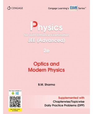 Physics for Joint Entrance Examination JEE (Advanced) : Optics and Modern Physics- Cengage Publications