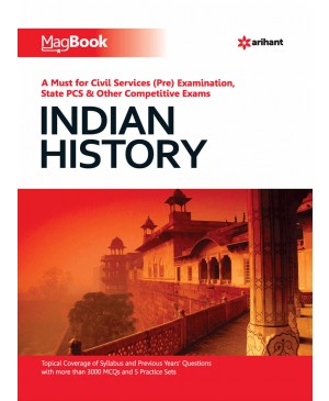 Magbook Indian History And Indian National Movement - Arihant