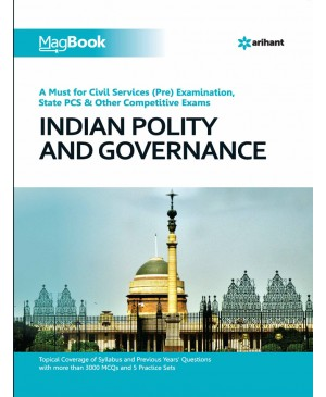 Magbook Indian Polity And Governance - Arihant