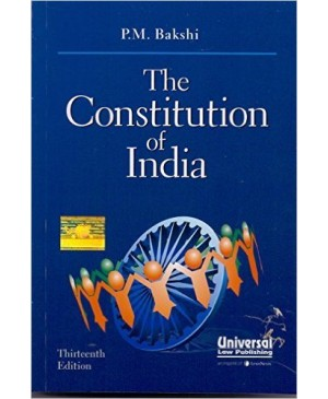 Constitution of India-Universal Law Publications