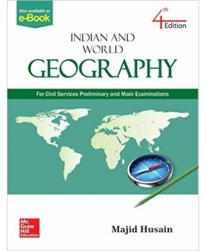 Indian and World Geography-Majid Husain-Mc Graw Hill Publications