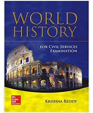 World History by Krishna Reddy (McGraw Hill Education)