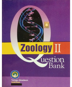 Zoology 2 Question Bank -English Medium-  Telugu Academy