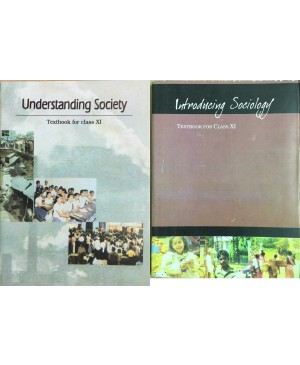 Class 11- Sociology set of two books-NCERT