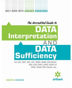 Data Interpretation & Data Sufficiency-Arihant Publications