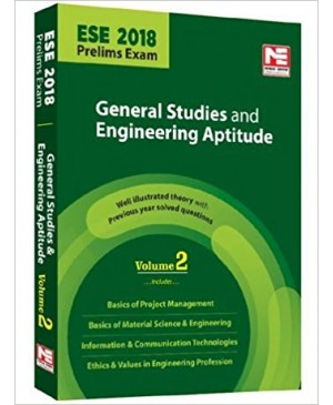ESE 2018 Prelims: General Studies and Engineering Aptitude - Theory and Solved Papers - Vol. 2  -Made Easy Publications