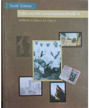 India and the Contemporary World -2 Textbook in History for Class -10-NCERT
