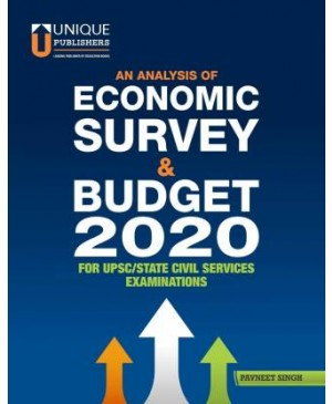 Analysis of Economic Survey & Budget 2020 for UPSC Prelims and Mains  (english, Paperback, pavneet singh)