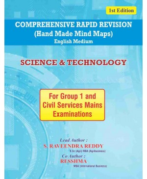 Science & Technology Comprehensive Rapid Revision For Group-1 and Civil Services Mains Exams by Raveendra Reddy (English) 2020