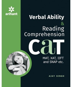 Mastering the Verbal Ability for CAT COMMON ADMISSION TEST-Arihant Publications