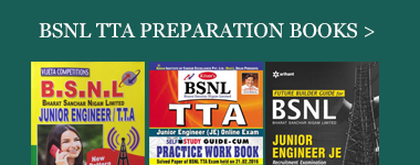 BSNL Preparation Books
